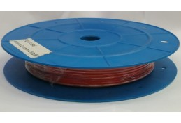 PU Tube 4x2.5 (100meter) Clear Red