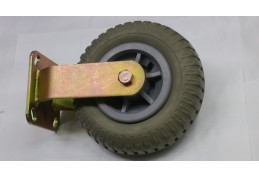 """8"""" High Strength Rubber Rigid Two ball bearing Load Capacity 175kg"""