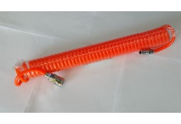 PU Coil Tube with Joint 8x5 (6m)