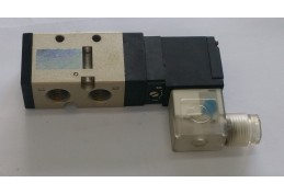 2 Position 5 Port Single Solenoid Valve  - AC110V 1/8""