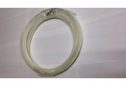 Nylon Tube OD6mm x ID4 mm (20 meters) - WHITE