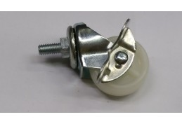 "1 1/2"" Nylon Link Pin Brake 38mm Load Capacity 20kg"
