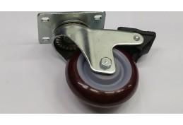 "3"" SPU Brake 75mm Load Capacity 100kg"