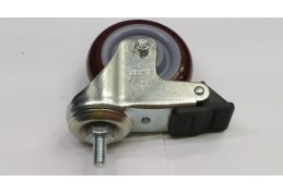 "3"" SPU Brake Link Pin 75mm Load Capacity 100kg"