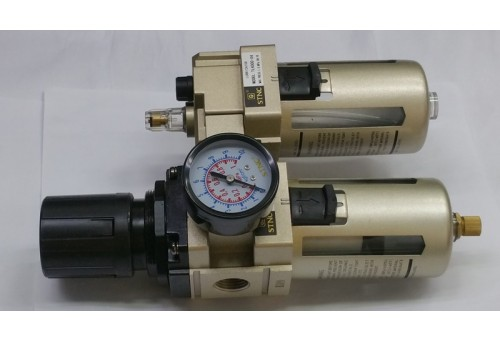 Filter Regulator & Lubricator 1/2""