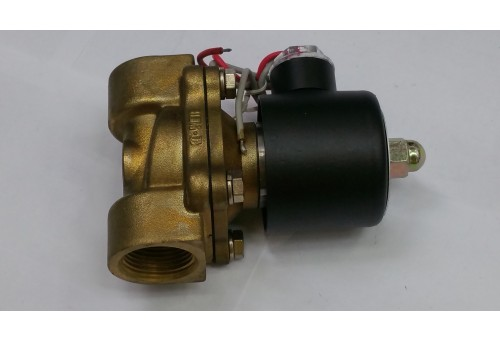 Normal Close Solenoid Valve - AC110V 1""